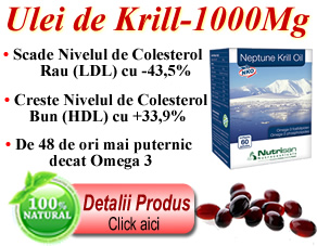 Informatii Krill Oil